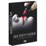Six Feet Under Complete First Season 1 DVD Box Set in Kingwood, Texas