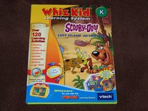 Vtech Scooby-Doo! Lost Island Adventures Whiz Kid Game in Camp Lejeune, North Carolina