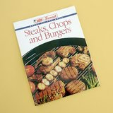 WEBER / SUNSET COOKBOOK: STEAKS, CHOPS and BURGERS - in Naperville, Illinois