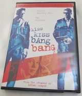 Kiss Kiss Bang Bang~Robert Downey JR. & Val Kilmer in Chicago, Illinois