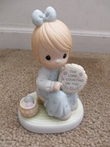 "Precious Moments ""The Lord is Counting on You"" Figurine in Naperville, Illinois"