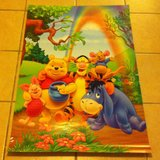 Disney PooH Bear Poster in Fort Benning, Georgia