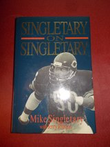 Autographed Singletary on Singletary! in Tinley Park, Illinois