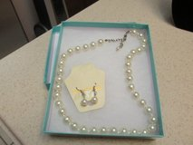 Beautiful Pearls & Earrings - Reduced - Gift Boxed in Houston, Texas