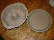 Pampered Chef Bundt Cake Stoneware-ONLY in Fort Campbell, Kentucky