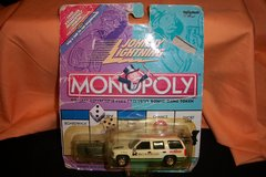 Johnny Lightning Monopoly B&O Railroad 1997 Chevy Tahoe (T=40/5) in Fort Campbell, Kentucky