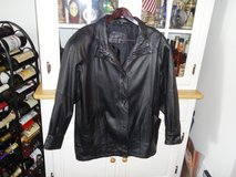 ladies leather jacket in Naperville, Illinois