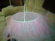 pink & white tutu basket in Fort Campbell, Kentucky