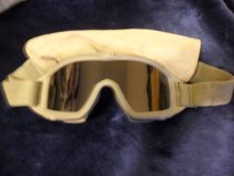 Goggles in Fort Lewis, Washington