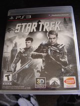 Like new Star Trek PS3  game in Manhattan, Kansas