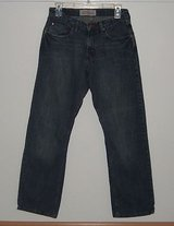 Wrangler relaxed boot cut jeans mens size 29x29 (actual) bootcut 29 x 29 in Joliet, Illinois