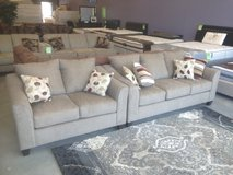 *NEW Serta 2pc Sofa and Loveseat w/Pillows in Beaufort, South Carolina