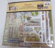 Reduced~Travel Scrapbook Kit in Sandwich, Illinois