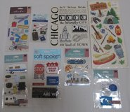 Reduced Again~Travel Stickers in Sandwich, Illinois