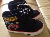 Spider man brand new shoes in Naperville, Illinois