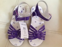Cherokee purple Joanna sandals in Naperville, Illinois
