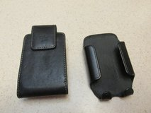 2 Leather Blackberry Hard Cases in Kingwood, Texas