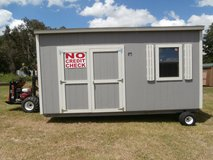 SHEDS,BARNS ,GARAGE IN YOUR BACK YARD in MacDill AFB, FL