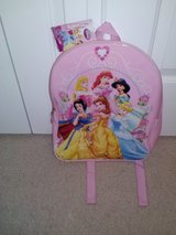 NWT Disney Princess Back Pack in Camp Lejeune, North Carolina