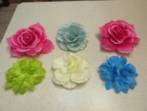 Pretty Floral Pins -- Wear On Dress Or Suit in Houston, Texas