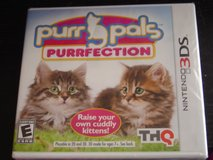 NEW Nintendo 3DS Purr Pals Purrfection game in Fort Riley, Kansas