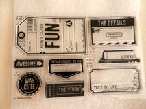 True to Life stamp set (new) in Chicago, Illinois