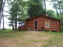 Sunset Ridge Resort weekly summer cabin rentals - July 11 - July 18 available in Naperville, Illinois