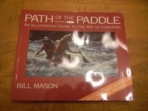 2 Books on Paddling, Canoeing and Kayaking in Elgin, Illinois