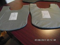 Set Of Two Deltoid & Axillary  Protector Ballistic Panel KM 508 in Fort Carson, Colorado