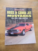Book on Mustang Muscle Car History in Elgin, Illinois