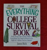 The Everything -College Survival Book in Naperville, Illinois