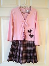1 pc. 6T Dress Pink & Brown in Bolingbrook, Illinois