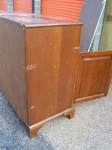 Large WOODEN DRESSER w/ Doors and many drawers and lock M30 in Fort Carson, Colorado