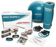 Life Fitness Body Shape Kit - Reduced in Bolingbrook, Illinois