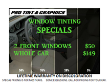 TINTING low prices! in Camp Pendleton, California