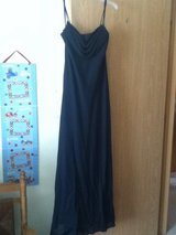 Long Black formal dress sz 14 in Sandwich, Illinois