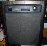 New Working Aiwa Subwoofer Ts-W7 in Spring, Texas
