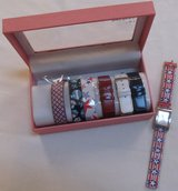Reduced Watch w/Interchangeable Bands~Reduced in Sandwich, Illinois