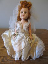 Reduced Vintage Bride Doll 7 Inches in Sandwich, Illinois