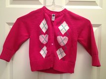 Girl's 4T GAP Cardigan in Westmont, Illinois