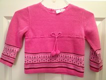 Girl's 5T Pink Knit Sweater in Aurora, Illinois