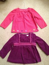 Girl's 5T Gymboree Shirts Corduroy in Naperville, Illinois